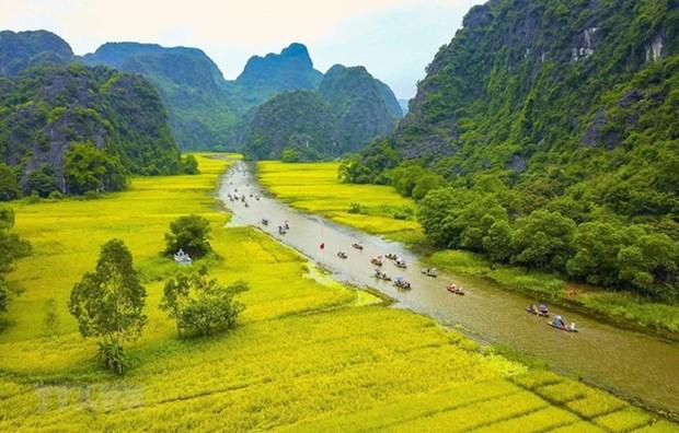 La grotte Thien Ha, une destination touristique a ne pas manquer a Ninh Binh hinh anh 2