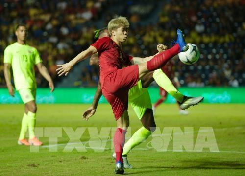 King's Cup 2019 : les medias etrangers regrettent l'echec de la selection vietnamienne hinh anh 1