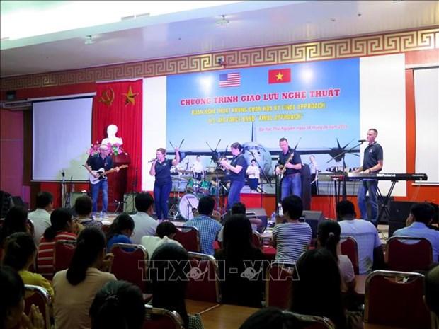 Le Vietnam et les Etats-Unis intensifient leurs echanges hinh anh 1