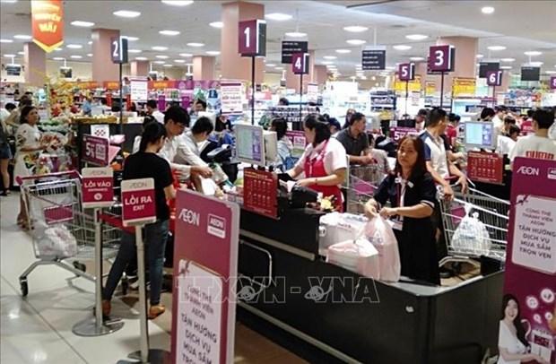 Le groupe japonais AEON va doubler ses importations de marchandises depuis le Vietnam hinh anh 1