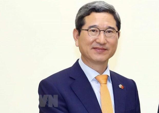 Un parlementaire sud-coreen a l'honneur hinh anh 1