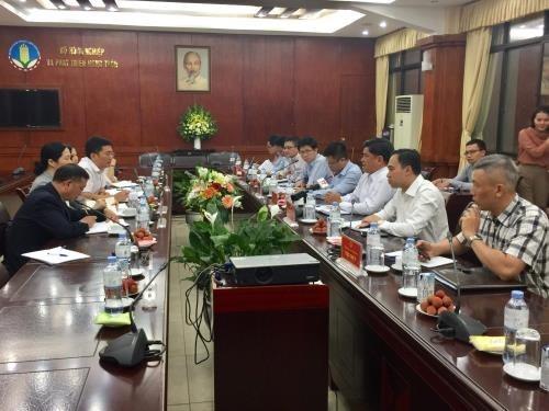 Le Vietnam et la Chine promeuvent le commerce des produits agricoles hinh anh 1