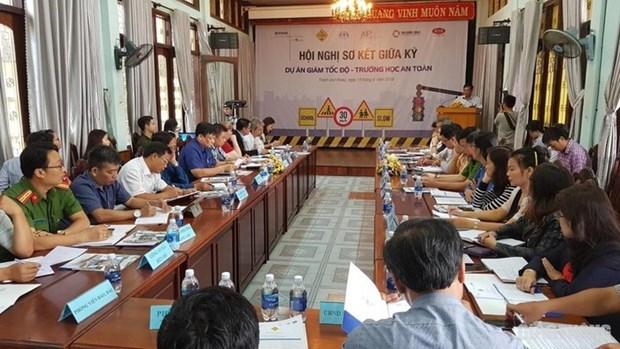 Securite routiere : l'efficacite du projet « Reduire la vitesse-Ecole de securite » hinh anh 1