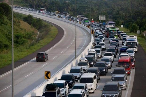 L'Indonesie veut investir 70 milliards d'USD dans les transports hinh anh 1