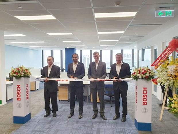 La societe allemande Bosch assiste les etudes d'innovation au Vietnam hinh anh 1
