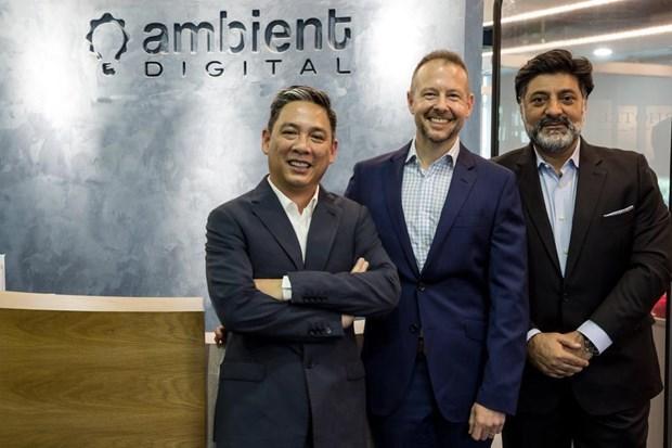 Le groupe japonais Dentsu achete la compagnie vietnamienne Ambient Digital hinh anh 1