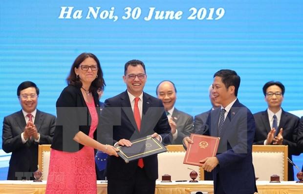 EVFTA : une tendance de deplacement des etablissements de production au Vietnam hinh anh 1