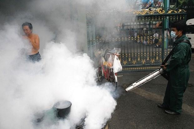 La Thailande fait des efforts pour endiguer l'epidemie de la dengue hinh anh 1