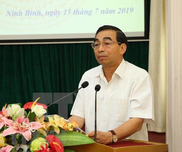 Ninh Binh: plus de 2.280 milliards de dongs mobilises a l'edification de la Nouvelle Ruralite hinh anh 1