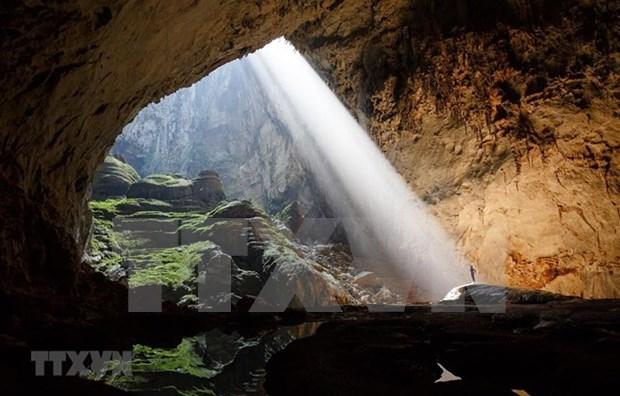 Ouverture du festival des grottes de Quang Binh en 2019 hinh anh 1