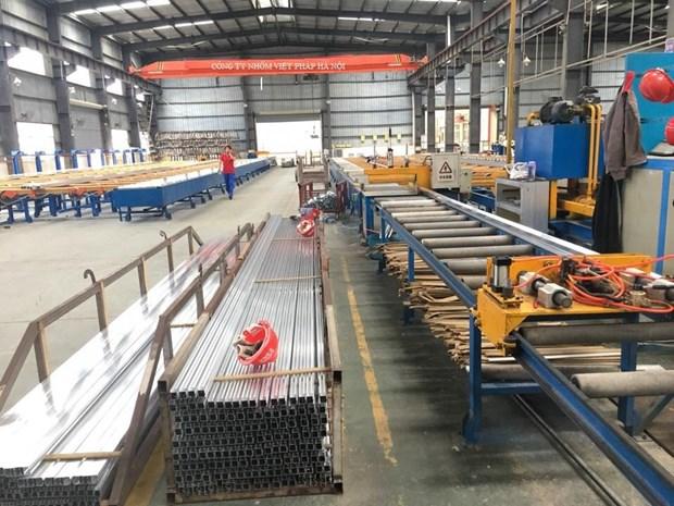 L'Association vietnamienne des profiles en aluminium du Nord voit le jour hinh anh 1