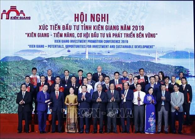Kien Giang deroule le tapis rouge aux investisseurs hinh anh 1