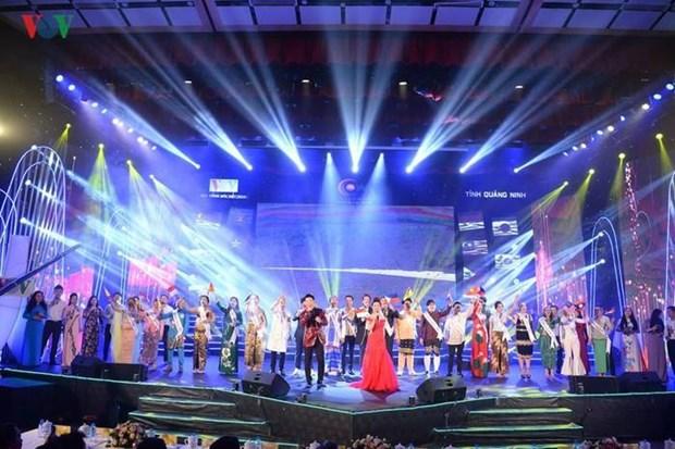 La candidate de la Malaisie remporte le concours de chant ASEAN + 3 hinh anh 2