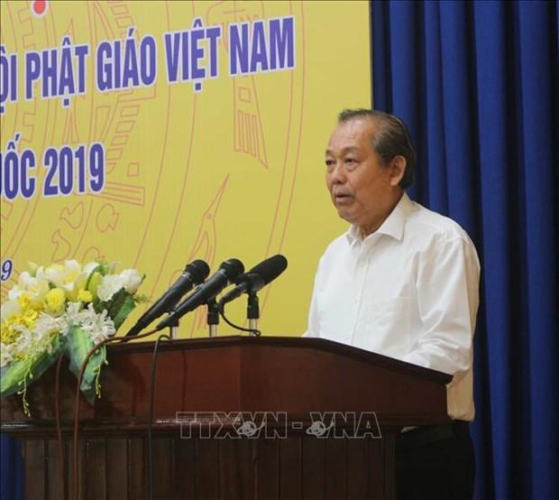 Le Vietnam respecte et garantit la liberte religieuse hinh anh 1