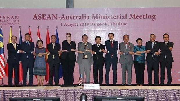 L'Australie s'engage a soutenir la lutte contre la traite des etres humains en Asie du Sud-Est hinh anh 1