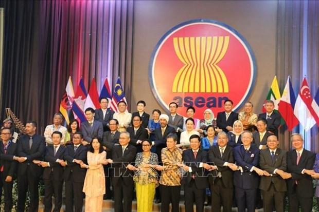 La mise en service du nouveau siege du Secretariat de l'ASEAN hinh anh 1