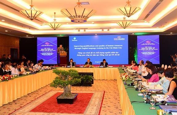 Ho Chi Minh-Ville cherche a ameliorer la qualite de ses ressources humaines hinh anh 1