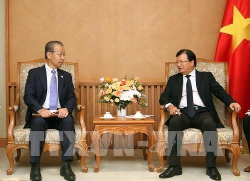 Creer des conditions maximales pour les compagnies japonaises a investir au Vietnam hinh anh 1