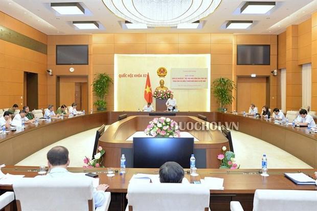 Supervision de l'application de la loi dans la gestion des etrangers au Vietnam hinh anh 1