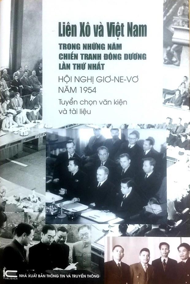 Version en vietnamienne d'un livre sur l'URSS et le Vietnam durant la 1ere guerre d'Indochine hinh anh 1