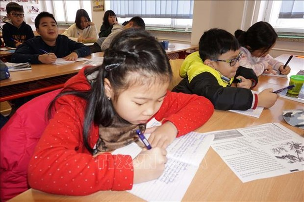 Le Centre de la langue vietnamienne en Republique tcheque hinh anh 1