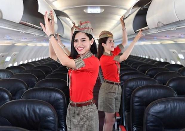 Une journee de recrutement d'hotesses de l'air pour Vietjet a Tokyo hinh anh 1