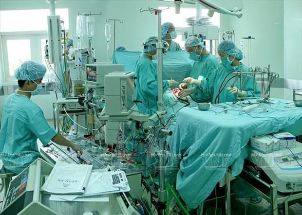 Hopital central de Hue : 21 cas de greffe d'organes en un mois hinh anh 1
