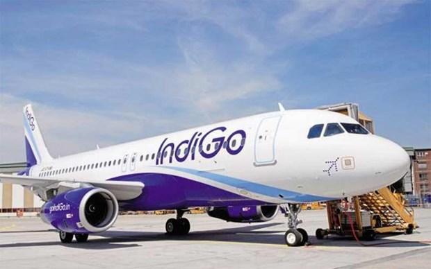 La compagnie aerienne low cost de l'Inde IndiGo Airlines exploitera la 2e ligne directe au Vietnam hinh anh 1