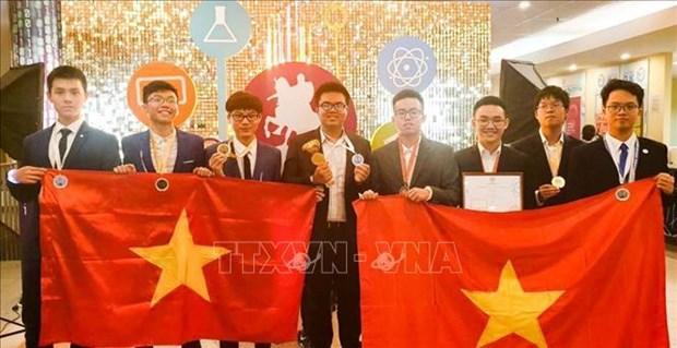 Le Vietnam brille a la 4e Olympiade internationale des metropoles hinh anh 1