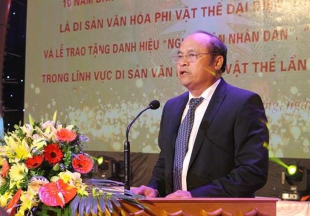Bac Giang tres active dans preservation de ses chants folkloriques hinh anh 1