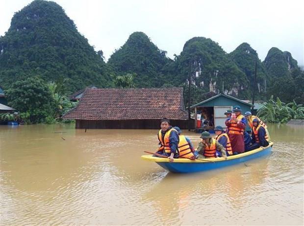 La regulation d'interbranches dans la resilience aux catastrophes naturelles au seminaire hinh anh 1