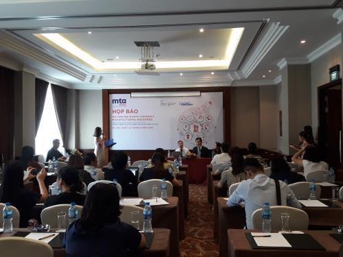 Bientot le 7e salon international d'ingenierie de precision, de machines-outils et d'usinage a Hanoi hinh anh 1