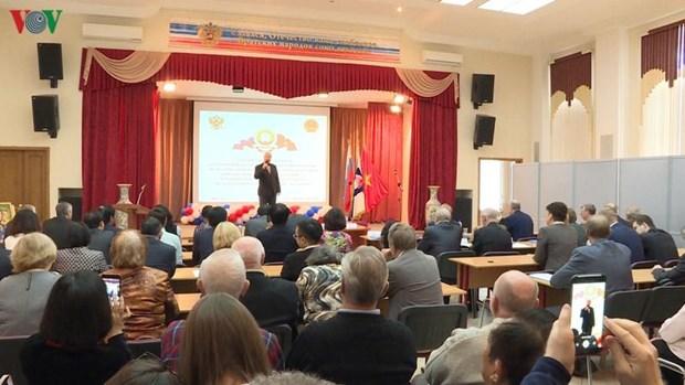 La diplomatie populaire contribue au developpement des relations Vietnam-Russie hinh anh 1