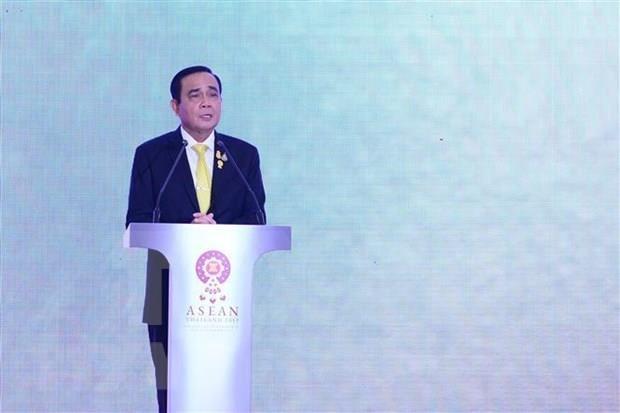 Le PM thailandais appelle l'ASEAN a accelerer l'accomplissement des ODD hinh anh 1