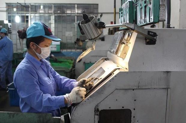 Vinh Phuc attire des investissements dans ses zones industrielles hinh anh 1