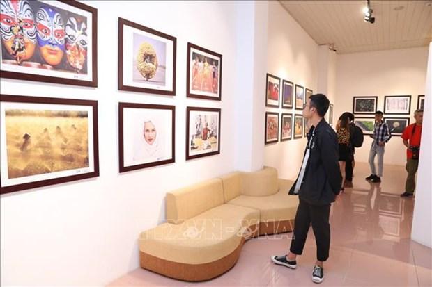 Plus de 16.300 œuvres en competition lors du 10e concours international des photos d'art hinh anh 1