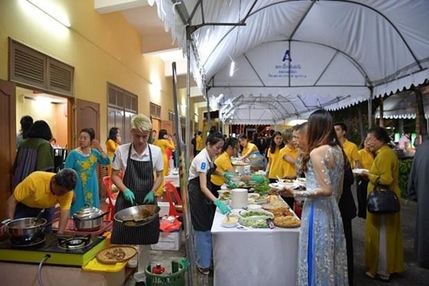 Une fete gastronomique vietnamienne en Thailande hinh anh 1