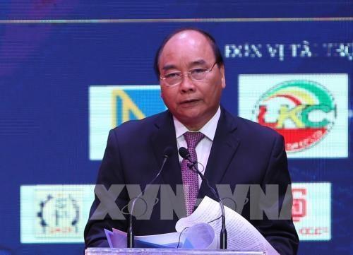 Le PM Nguyen Xuan Phuc salue le role des entrepreneurs hinh anh 1