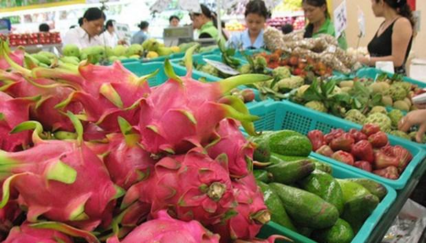 Accelerer l'exportation des fruits et des legumes vers l'Asie et l'Europe hinh anh 1