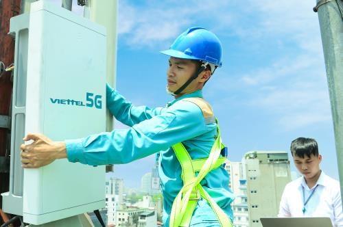 Le Vietnam aura plus de 6,3 millions d'abonnes 5G vers 2025 hinh anh 1