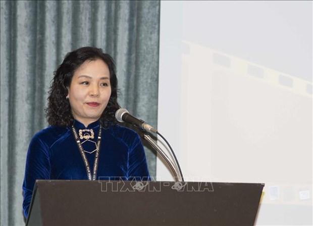 Presentation des possibilites de production de films au Vietnam a Tokyo hinh anh 1