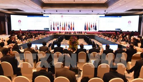 Le RCEP aborde lors des conferences de l'ASEAN en Thailande hinh anh 1