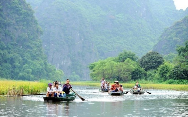 Ninh Binh assure l'harmonie entre conservation et developpement du site de Trang An hinh anh 2