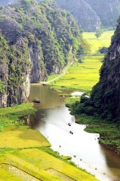 Ninh Binh assure l'harmonie entre conservation et developpement du site de Trang An hinh anh 4