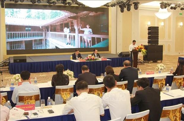 Conference de promotion du tourisme des provinces du Viet Bac et du Guangxi (Chine) hinh anh 1