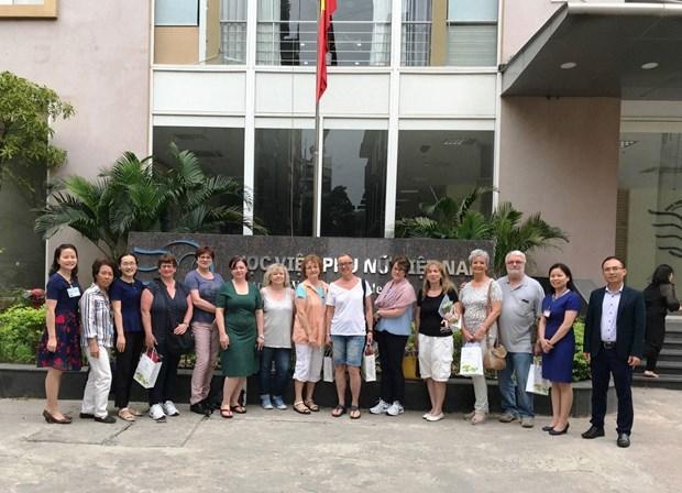 Projet d'assistance a la promotion de l'egalite des sexes au Vietnam hinh anh 2