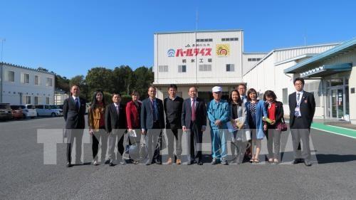 Le Vietnam veut s'inspirer du modele des cooperatives multi-services du Japon hinh anh 1