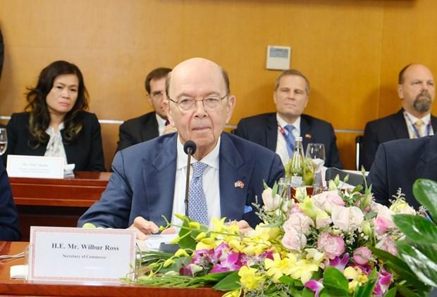 Vietnam et Etats-Unis developpent leurs echanges et leur cooperation d'investissement hinh anh 2