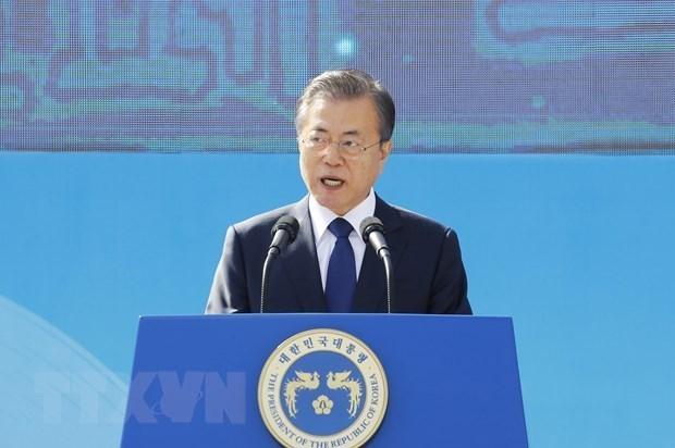 La Republique de Coree avance une vision pour des liens plus etroits avec l'ASEAN hinh anh 1