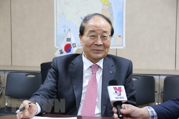 Le role de la diplomatie populaire dans les relations Vietnam - R. de Coree hinh anh 1